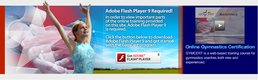 Adobe Flash is required to see this content